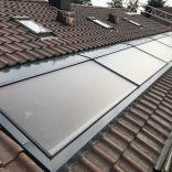 Solarkollektoren für Warmwasser und Heizungsunterstützung